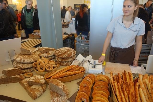 Gragger mit Brot, Kipferln und Salzstangen © f2m