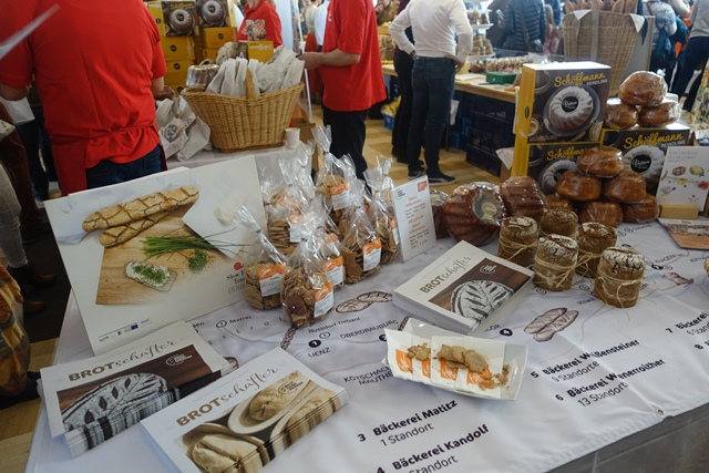 Die Brotschafter aus Kärnten traten gemeinsam auf © f2m