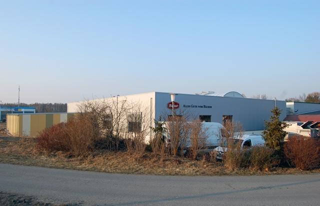 Firmensitz und Backstube in Doberlug-Kirchhain © Bubner