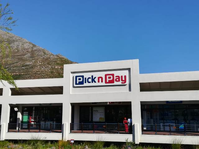Gesehen bei Pick n Pay in Hout Bay/Kapstadt © LennART